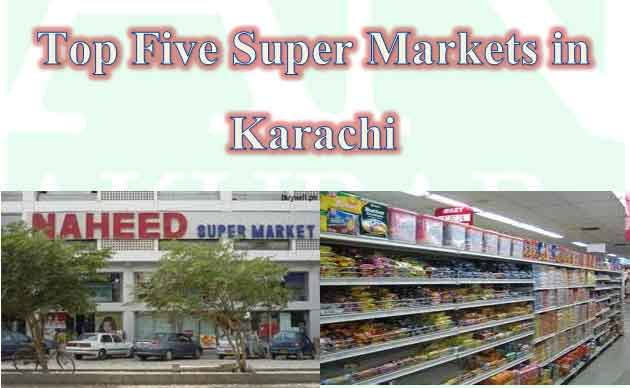 Top-Five-Super-Markets-In-Karachi