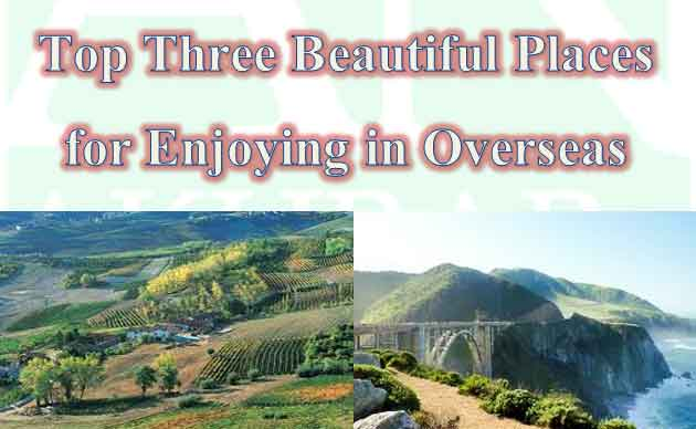 Top-Three-Beautiful-Places-for-Enjoying-in-Overseas