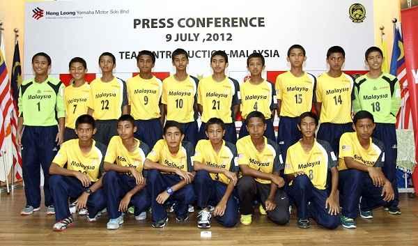 yellow in malaysia