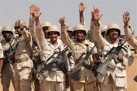 arab soldiers