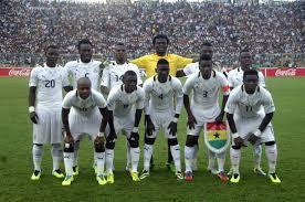 ghana footbal team