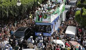 algerian football team