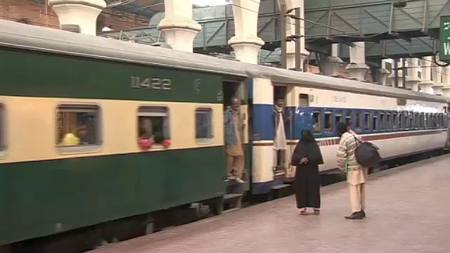 Pakistan Railway Train Tickets Online Booking