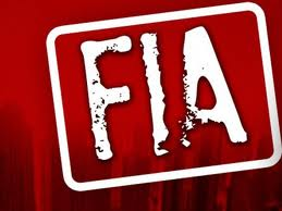 Complaint with FIA