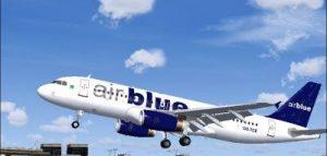 Airblue Plane