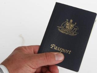 Australian Passport Pic