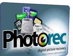 PhotoRec Logo