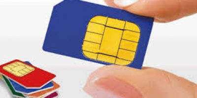 Registered Sim Card