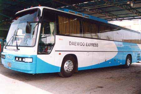 Open Vacancies In Daewoo Express