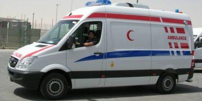 Saudi Ambulance Service