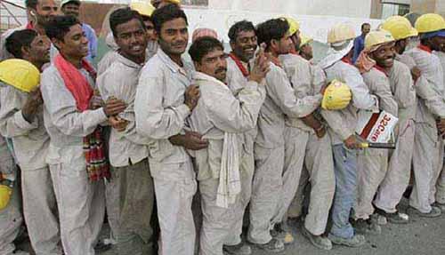 Bangladeshi Workers