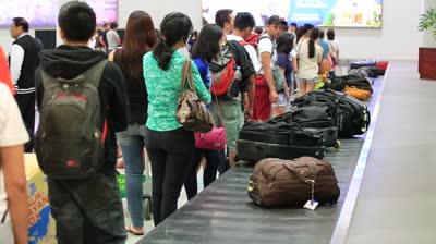 Passengers Luggage