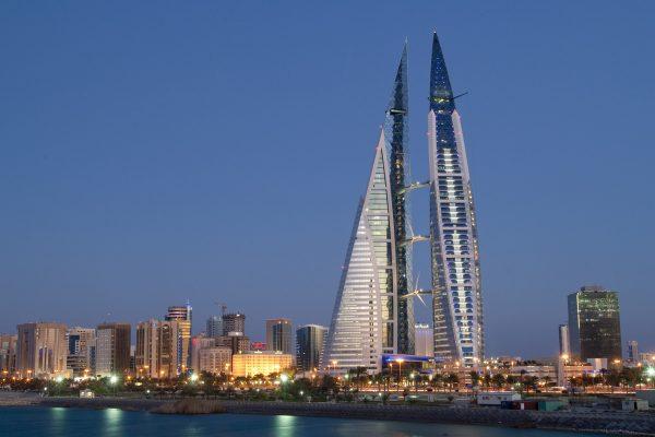 bahrain world trade center wallpaper