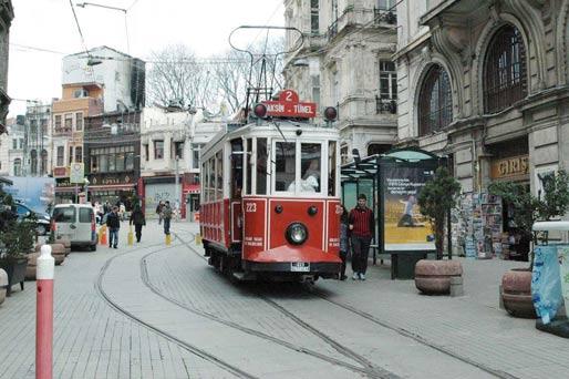 Istiklal-Caddesi