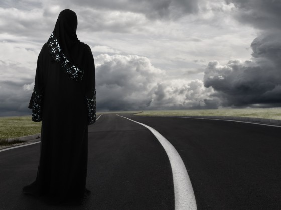 Saudi-Woman
