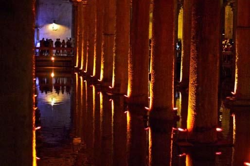 The-Basilica-Cistern-Istanbul