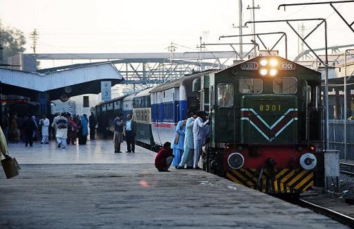 Ravi Express Train