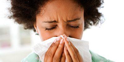 swine flu affected patient