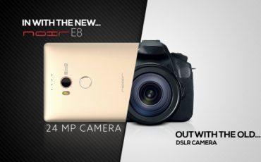 Q-Mobile Noir E8
