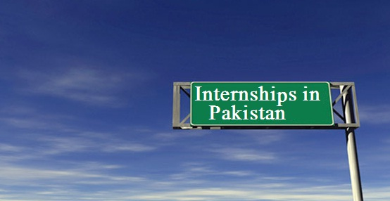 internship pakistan