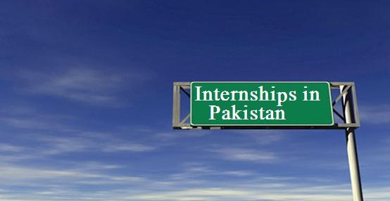 internship pakistan