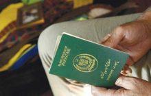 green passport