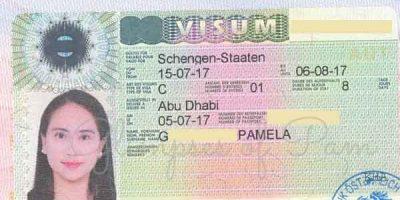 visa of austria
