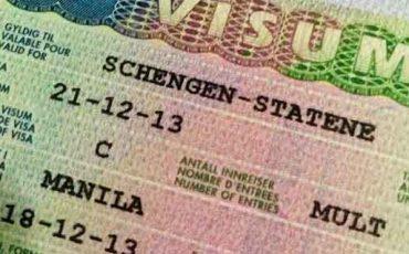 visa of denmark