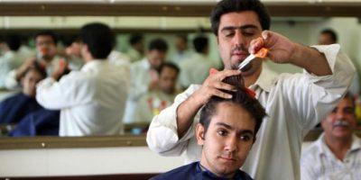 irani haircut