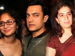 Reena Dutta & Aamir Khan