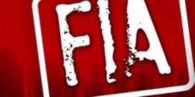 Complaint with FIA
