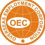 Overseas Employment Corporation logo