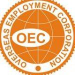 Overseas Employment Corporation logo