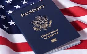 USA Passport Picture