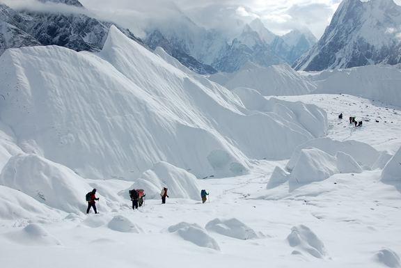 Glaciers In Pakistan