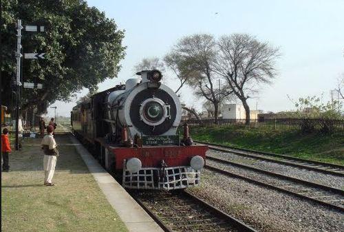 Train Safari Pakistan