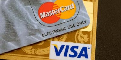 Visa and Master Card
