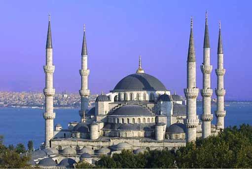 ottoman mosque architecture