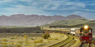 Quetta to Lahore train