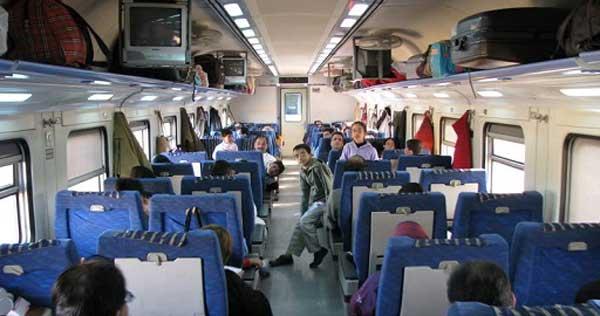 Tezgam Express train