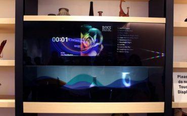 Panasonic Invisible TV