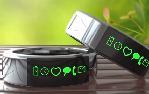 Samsung Acquired Patent for Smart Rings For Automation