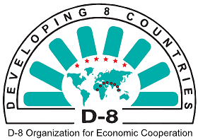 D8 countries logo
