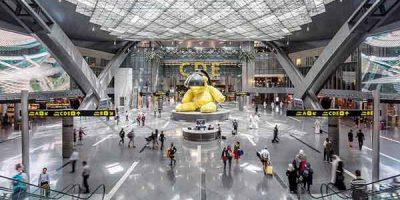 Hamad Airport Qatar