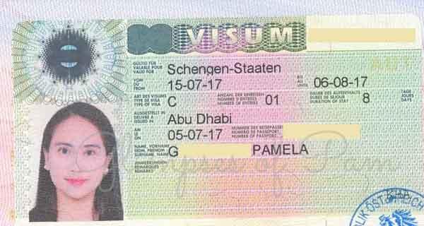 Austria Visa Application Procedure For Pakistanis Akhbar Nama