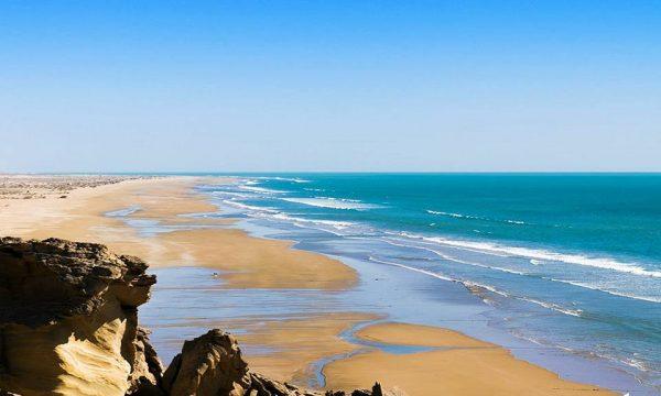 beach near karachi