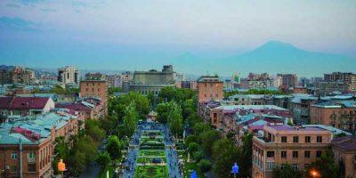 armenian capital