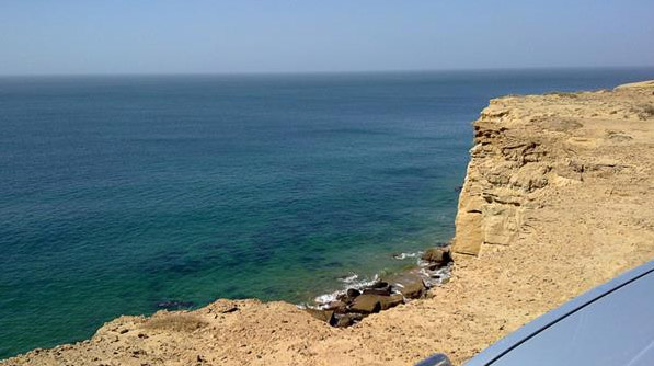 makran coast