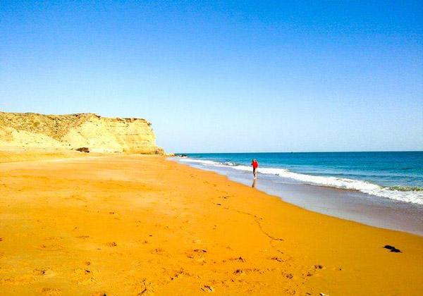 daran beach