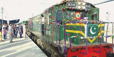 Sindh-Express-Train